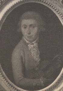 Portret van Jean des Communes (1759-1843)