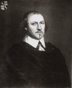 Portret van Gerard Pietersz Schaep (1599-1655)