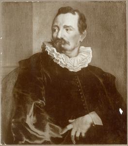 Portret van Adriaen van Stalbemt (1580-1662)