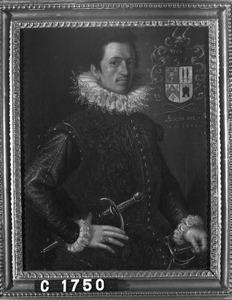 Portret van Both (1565- )