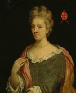 Portret van Catharina Philippina Doublet (1668- )