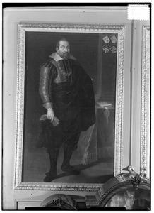 Portret van Hendrik van Tuyll van Serooskerke (1574-1627)