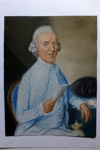 Portret van Jan Webster ( -1806)