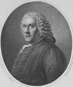 Portret van Willem Bentinck (1704-1774)