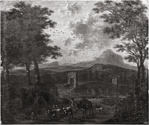 Zuidelijk landschap