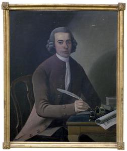 Portret van Volkert van der Plaats (1746-1806)
