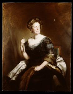 Portret van Maria Repelaer (1863-1939)