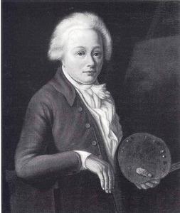 Portret van Hendrik van Ulsen (1767-1792)