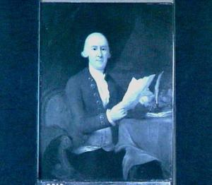Portret van mr. Cornelis de Witt (1742-1815)