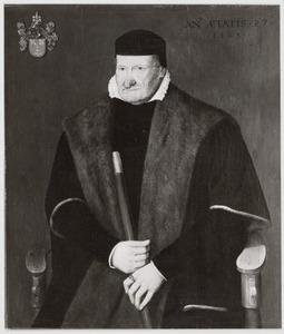 Portret van Dirck van Wael (1476-?)