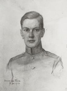Portret van Lambertus Johannes Koelemeij (1894-1949)