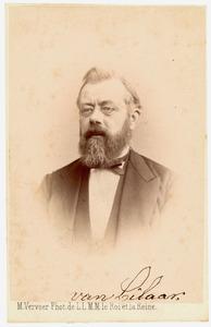 Portret van Franciscus Gerardus Reinerus Hubertus van Lilaar (1823-1889)