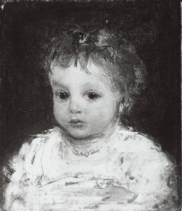Portret van Anna Maris (1875-1944)