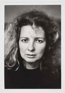 Portret van Marlene Dumas