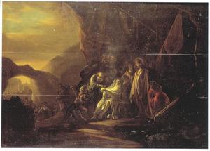 De opwekking van Lazarus