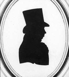 Portret van  Hendrik ter Kuile (1779-1853)