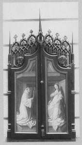 De Lactatio Bernardi (Altaarstuk van Le Cellier)