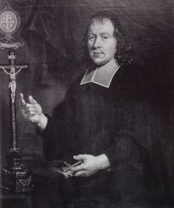 Portret van Arnoldus van den Cruyse