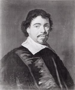 Portret van Johannes Hoornbeeck (1617-1666)