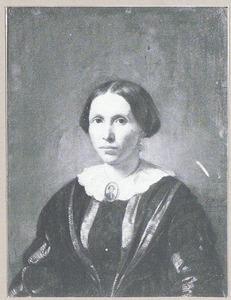 Portret van Barbera Josepha Wagenaar (....-1898)