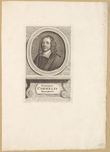 Portret van Cornelis Danckerts (....-1693)