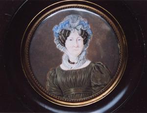Portret van Elisabeth Wilhelmina van der Does (1803-1841)