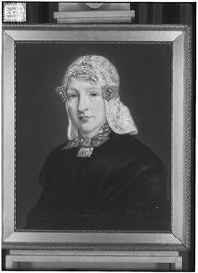 Portret van Aaltje Siebrens Hoytema (1824-1858)
