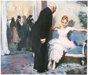Aanzoek ten dans