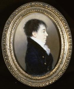 Portret van Jhr. Frans Beelaerts van Blokland (1775-1844)