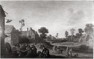 Hollandse boerendorp