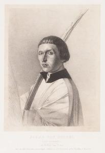 Portret van Jan van Scorel (1495-1562)
