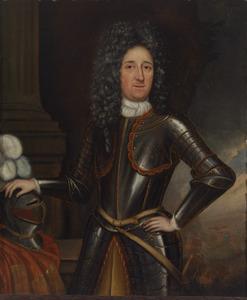 Portret van Hans-Georg Freiherr von Baltweyn de Tweijbrucken (1656-1710)