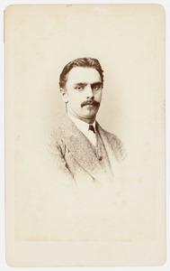 Portret van Frans B. Krantz