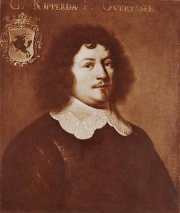 Portret van Willem Ripperda (1600-1669)