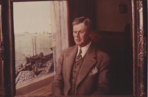 Portret van Johan Cornelis Mollerus (1888-1965)