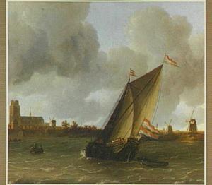 Speeljacht voor Dordrecht