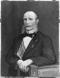 Portret van Hendrik van Oranje-Nassau (1820-1879)
