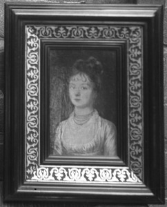 Portret van Louise Christine Egbertine Francoise Hora Siccama (1788-1862)