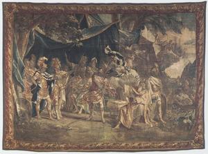 Het conflict tussen Achilles en Agamemnon