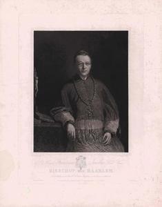 Portret van Franciscus Jacobus van Vree (1807-1861)