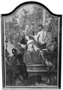 De marteldood van de H. Catharina van Alexandrië