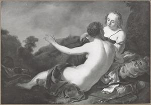 Jupiter en Callisto
