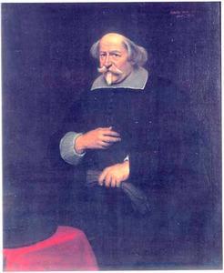 Portret van een onbekende 71-jarige man