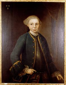 Portret van Willem Celeman van Westervelt (1751-1775)