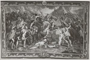 De slag tegen Maxentius