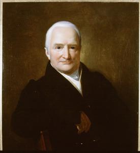 Portret van Jhr. Cornelis van der Goes  (1766-1836)