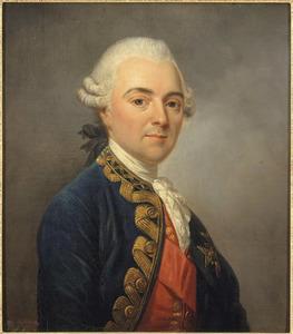Portret van Victor-Maurice de Riquet de Caraman (1722-1807)