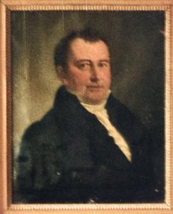Portret van Petrus Henricus van Fenema (1778-1837)