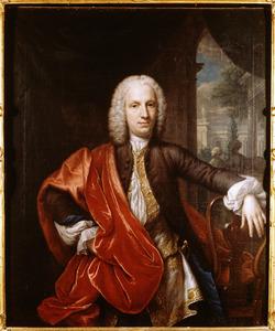 Portret van Franco Pauw (1714-1776)