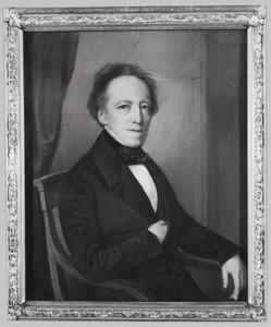 Portret van een persoon genaamd Nicolaas Joannes Cornelis Lette (1787-1851)